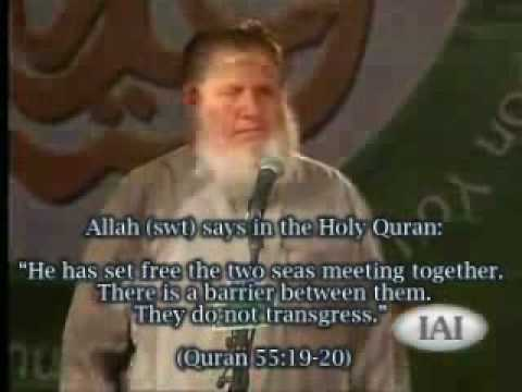 Catholic TV asked Yusuf Estes- Why he Converted to Islam!