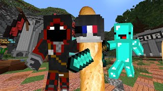 Skeppy BETRAYED me in Minecraft Monday!