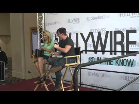 Hollywire - Interviews from Playlist Live - Thomas Sanders