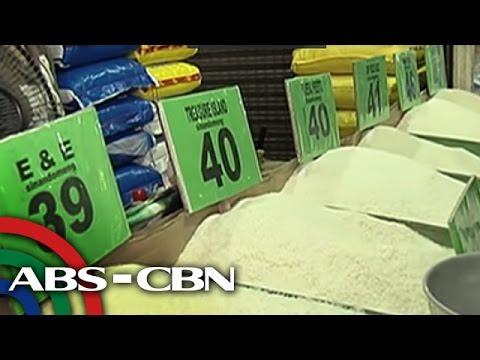TV Patrol: Pag-aangkat ng bigas mula sa ibang bansa, tuloy na thumbnail