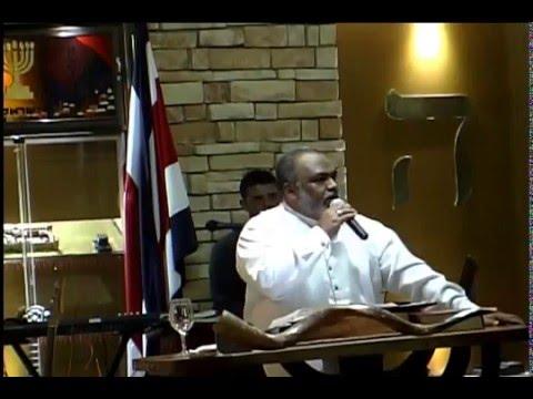 DÉBORA MUJER DE LAPIDOT BLESSING TV COSTA RICA