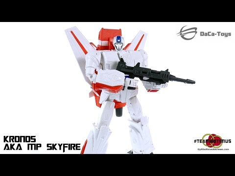Video Review of the Daca Toys: Kronos (aka MP Skyfire)
