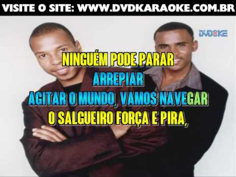 Claudinho E Buchecha   Rap Do Salgueiro
