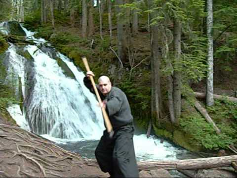 118-AMAZING TRAINING LOCATION AND NINPO  TRAINING: KENJUTSU, BOJUTSU, SUI NO KATA, DAKENTAIJUTSU Image 1