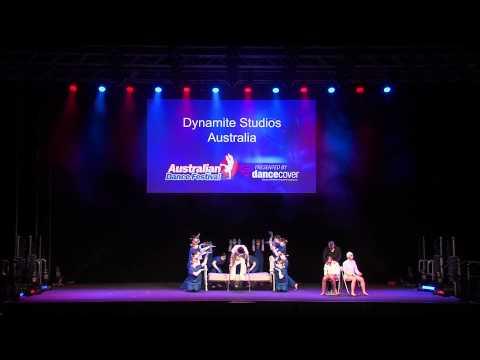 2015 Australian Dance Festival - Dynamite Studios Australia