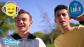 The Lodge | Step Up Song | Official Disney Channel UK