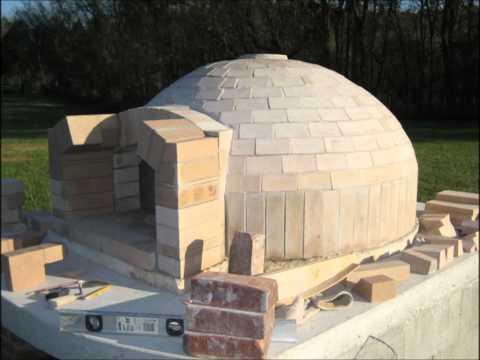 build wood oven youtube