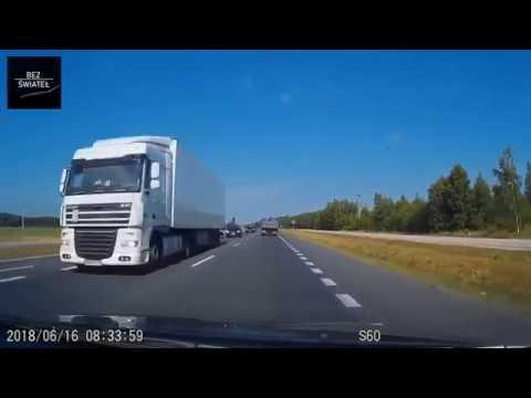 Bez Świateł - Wypadki I Kolizje Na Polskich Drogach #3
