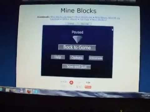 Mine Blocks 1.25 bemutató