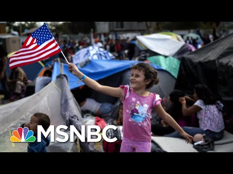 President Donald Trump Says Troops Can Use Lethal Force At US Border | Morning Joe | MSNBC