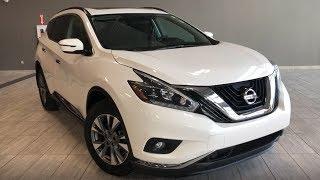2018 Nissan Murano SV   Toyota Northwest Edmonton   E0034