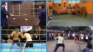 Very Interesting And Obscure Martial Arts From Around The World