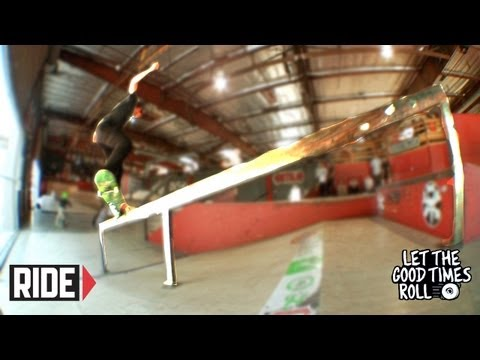 Zero's Bacon & Legs Tour Kicks Off at Skate Lab- LET THE GOOD TIMES ROLL