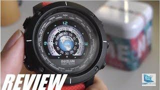 REVIEW: Bozlun W30 - Unique 3D UI Sports Smartwatch