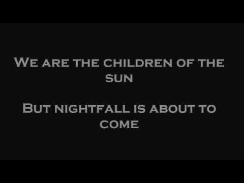 Lindemann - Children of the Sun LYRICS