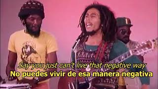 Download Lagu Positive Vibration - Bob Marley (LYRICS/LETRA) (Reggae+Video) (HD) Gratis STAFABAND