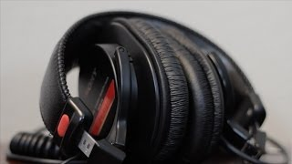 Sony MDR-V6 Studio Monitoring Headphones Review