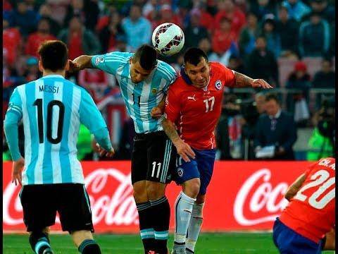 Chile Vs. Argentina Pre Match Analysis Preview - Copa America 2016 Final
