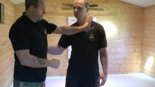 Pressure point Self defence and combinations