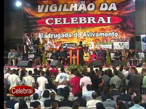 Pr. Marco Feliciano - Icabô Foi-se A Gloria De Deus 12º Vigilhão Da Celebrai video