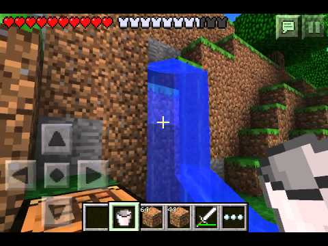 Minecraft PE Update 0.7.0 Bugs/ temporary bug fixes/walkthrough