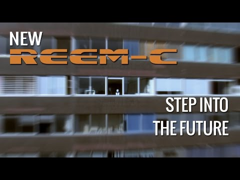 REEM-C Step into the Future