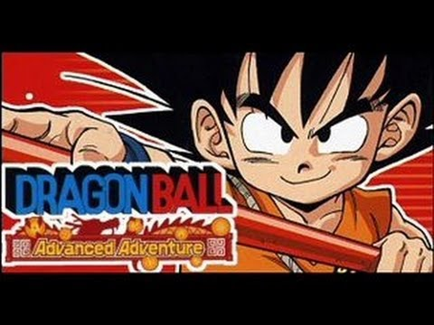 Dragon Ball - Advanced Adventure - Dragon Ball - Advance Adventure: all items - User video