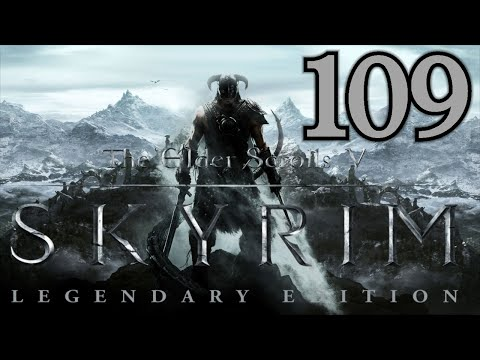 Let's Play Skyrim - Legendary Edition [German][Blind][#109] Alduins Mauer!