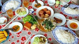 Food For Good #188: Về Vĩnh Long nhớ mãi cá trèn muối chiên và mắm chưng Tân Tân