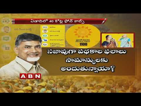 AP Government's Public Call Centre 1100 Completes 1 Year | Special Focus
