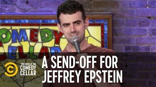 Is It OK to Be Happy About Jeffrey Epstein's Death? - This Week at the Comedy Cellar