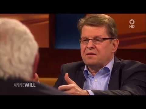 Anne Will | 18.03.2015 | Boomende Börse - Werden Nur Die Reichen Immer Reicher? [HD]