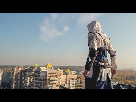 Паркур Россия Assassin's Creed Толкон 2015