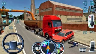 Euro Truck Driver 2018 #7 New Truck Game Android gameplay