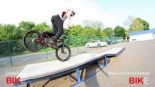 Game of Bike: Adam LZ Vs. Mike Stanton