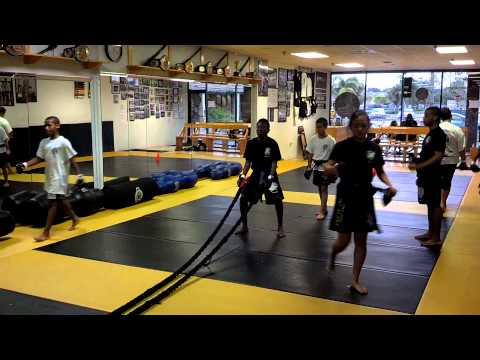 Kids Conditioning Classes Video 2