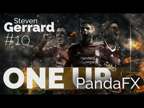 |1&UP|Steven Gerrard #10 [ЮБИЛЕЙ]