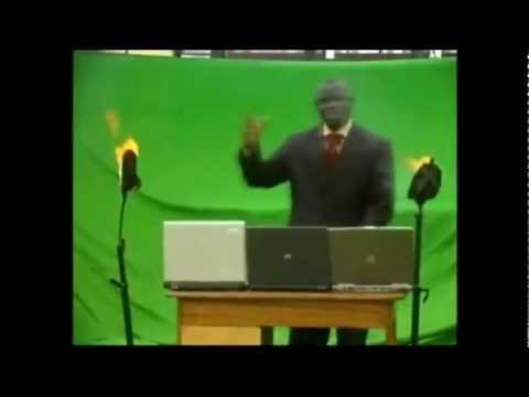 Nigerian Scammer Makes Commercial For Anus Laptops video