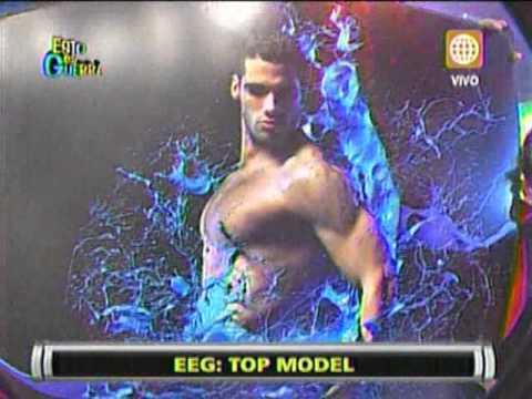 Esto es Guerra: Guty Carrera es el ganador de EEG Top Model - 22/08/2013