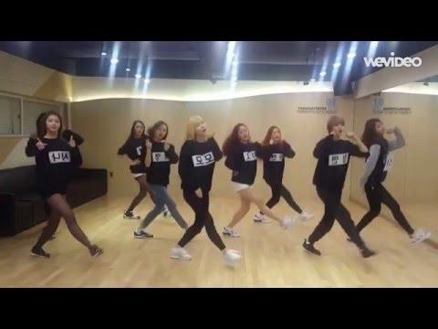 開始線上練舞:ooh ahh(鏡面版)-TWICE | 最新上架MV舞蹈影片
