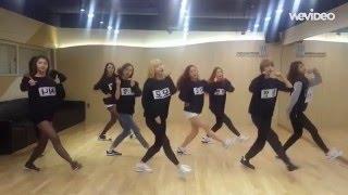 [HD] Twice - Like OoH-Ahh mirrored Dance Practice
