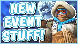 Overwatch - WINTER EVENT CONFIRMED (New Mei's Yeti Hunt, Hanzo Skin, AND MORE!)