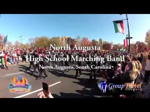 North Augusta High School Marching Band