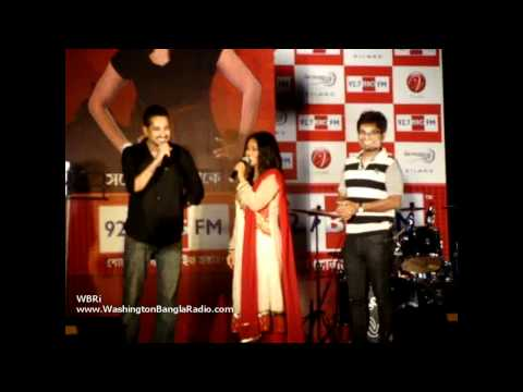 Washington Bangla Radio - Bengali Movie BAISHE SRABON (22se Srabon) Music Launch Part 2