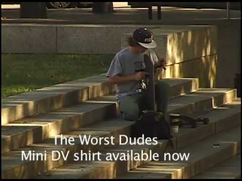 TWD shirt commercial featuring Donny Hixson