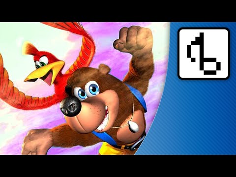 Banjo-Kazooie WITH LYRICS