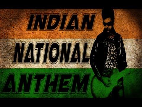 Jana Gana Mana - Indian National Anthem - Electric Guitar Version