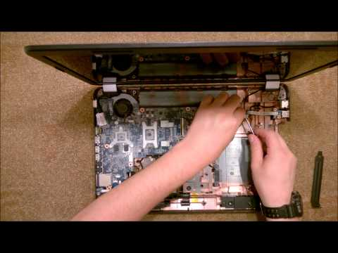 Как заменить кулер на ноутбуке hp pavilion g7 - AVTOpantera.ru