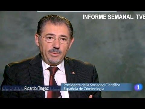 INFORME SEMANAL.TVE. Reportaje crimen Asunta Basterra. Analistas: Magaz, Saiz, Martiño y Pablos