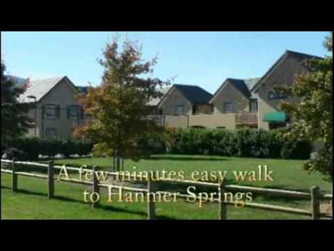 Hanmer Springs Accommodation New Zealand with Bella Vista Hanmer Springs